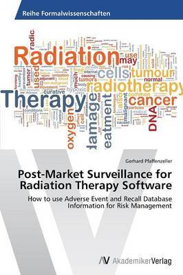Post-Market Surveillance for Radiation Therapy Software