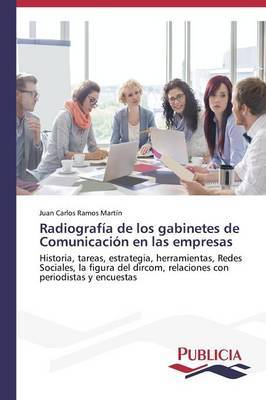Radiografia de Los Gabinetes de Comunicacion En Las Empresas
