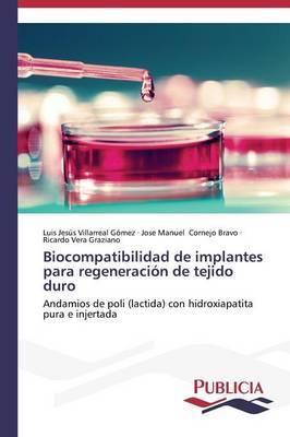 Biocompatibilidad de Implantes Para Regeneracion de Tejido Duro