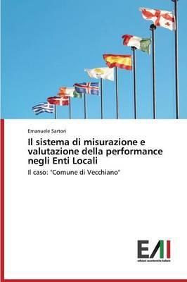 Il Sistema Di Misurazione E Valutazione Della Performance Negli Enti Locali