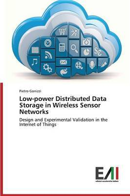 Low-Power Distributed Data Storage in Wireless Sensor Networks