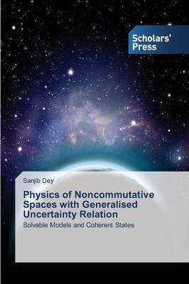 Physics of Noncommutative Spaces with Generalised Uncertainty Relation