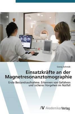 Einsatzkrafte an Der Magnetresonanztomographie