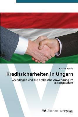 Kreditsicherheiten in Ungarn
