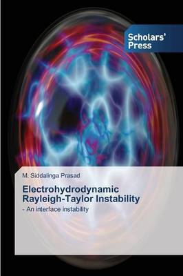 Electrohydrodynamic Rayleigh-Taylor Instability
