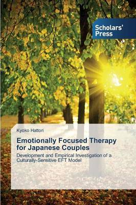 Emotionally Focused Therapy for Japanese Couples