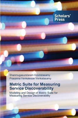 Metric Suite for Measuring Service Discoverability