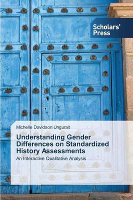 Understanding Gender Differences on Standardized History Assessments