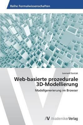 Web-Basierte Prozedurale 3D-Modellierung