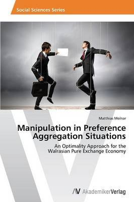 Manipulation in Preference Aggregation Situations