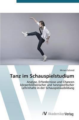 Tanz Im Schauspielstudium