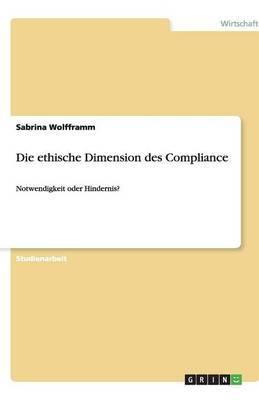 Die Ethische Dimension Des Compliance