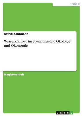 Wasserkraftbau Im Spannungsfeld Okologie Und Okonomie
