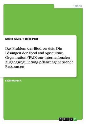 Das Problem Der Biodiversitat