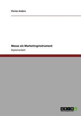 Messe ALS Marketinginstrument