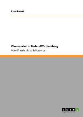Dinosaurier in Baden-Wurttemberg