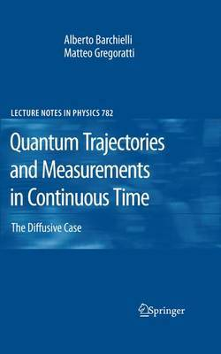 Quantum Trajectories and Measurements in Continuous Time