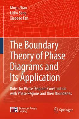 The Boundary Theory of Phase Diagrams and Its Application