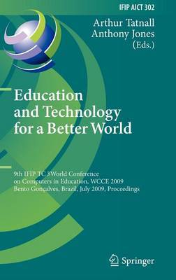 Education and Technology for a Better World