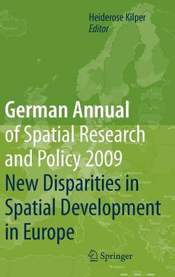 German Annual of Spatial Research and Policy: 2009