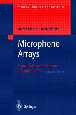Microphone Arrays: Signal Processing Techniques and Applications