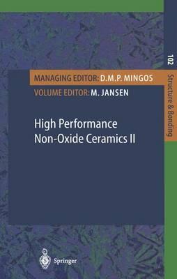 High Performance Non-Oxide Ceramics II
