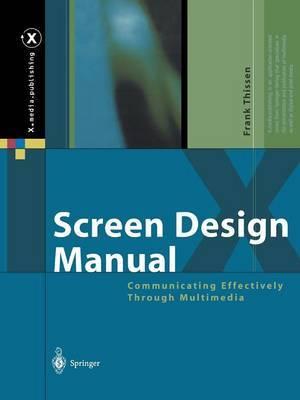 Screen Design Manual