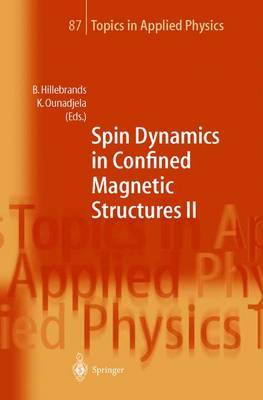 Spin Dynamics in Confined Magnetic Structures II: No. 2