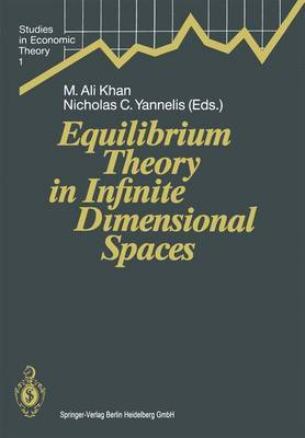 Equilibrium Theory in Infinite Dimensional Spaces