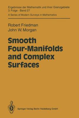 Smooth Four-Manifolds and Complex Surfaces
