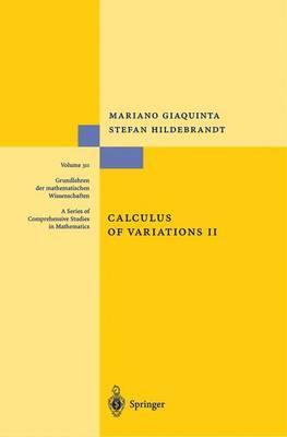 Calculus of Variations: V.2