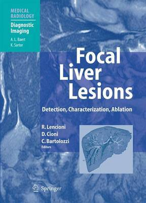 Focal Liver Lesions: Detection, Characterization, Ablation