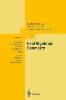 Real Algebraic Geometry