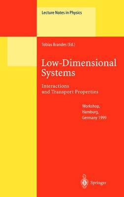 Low-Dimensional Systems