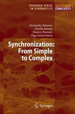 Synchronization: From Simple to Complex