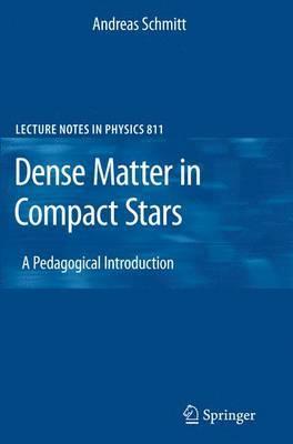 Dense Matter in Compact Stars