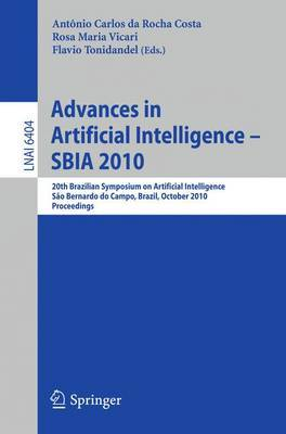 Advances in Artificial Intelligence -- SBIA 2010