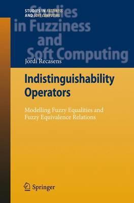 Indistinguishability Operators