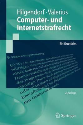 Computer- Und Internetstrafrecht: Ein Grundriss
