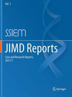 JIMD Reports - Case and Research Reports, 2011/1: 2011