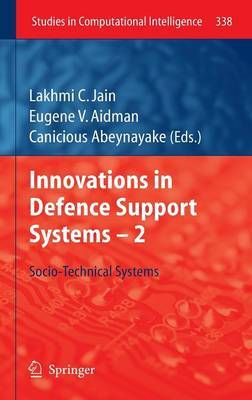 Innovations in Defence Support Systems - 2: Socio-technical Systems: 2