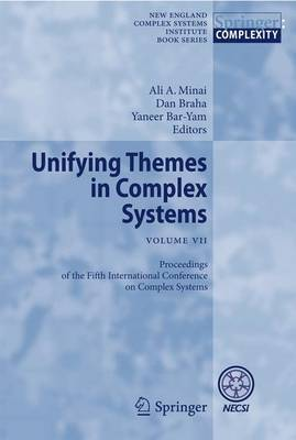 Unifying Themes in Complex Systems VII: Proceedings of the Seventh International Conference on Complex Systems