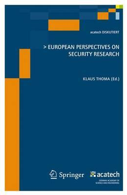 European Perspectives on Security Research