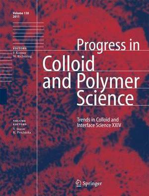 Trends in Colloid and Interface Science: Bk. 24