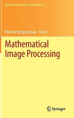 Mathematical Image Processing: University of Orleans, France, March 29th - April 1st, 2010