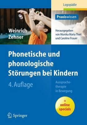 Phonetische Und Phonologische Storungen Bei Kindern: Aussprachetherapie in Bewegung