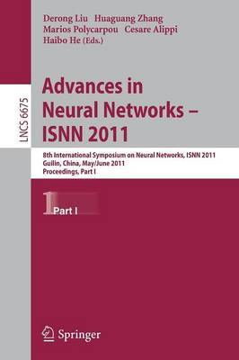 Advances in Neural Networks: Proceedings: 2011: Part I