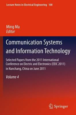 Communication Systems and Information Technology: Selected Papers: Volume 4