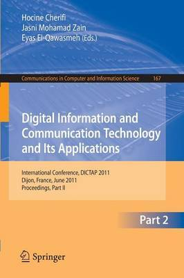 Digital Information and Communication Technology and Its Applications: International Conference, DICTAP 2011, Dijon, France, June 21-23, 2011. Proceedings, Part II