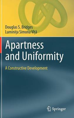 Apartness and Uniformity: A Constructive Development